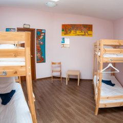 Хостел Angel Court Yard Кровать в общем номере двухъярусные кровати фото 23