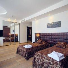 Апартаменты Sky View Luxury Apartments Улучшенный номер с различными типами кроватей фото 7