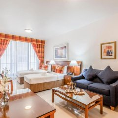 Golden Sands Hotel Apartments 3* Апартаменты с различными типами кроватей фото 5