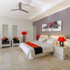Отель Aleesha Villas 3* Представительский люкс с различными типами кроватей фото 3
