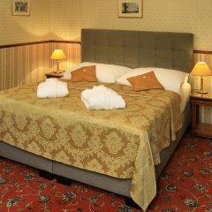 Отель Chateau St. Havel - wellness Hotel Чехия, Прага - отзывы, цены и фото номеров - забронировать отель Chateau St. Havel - wellness Hotel онлайн комната для гостей фото 2