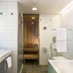 Отель Hilton Helsinki Airport 4* Представительский номер с различными типами кроватей фото 5