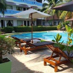 Отель Blue Carina Inn 3* Номер Делюкс фото 10