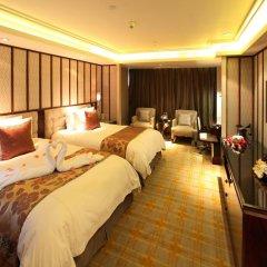 Shan Dong Hotel 4* Улучшенный номер с 2 отдельными кроватями фото 12