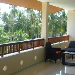 Отель Samui Park Resort Таиланд, Самуи - отзывы, цены и фото номеров - забронировать отель Samui Park Resort онлайн балкон