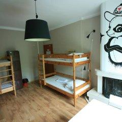 Globetrotter Hostel Кровать в общем номере с двухъярусной кроватью фото 2