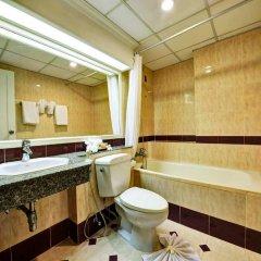 Jomtien Garden Hotel & Resort 4* Номер Делюкс с различными типами кроватей фото 27