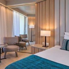 Отель Divani Apollon Palace & Thalasso 5* Люкс с различными типами кроватей фото 5