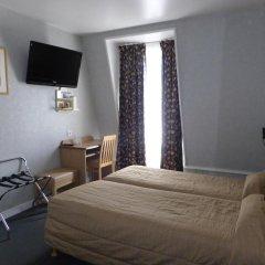 Hotel De Paris Saint Georges 3* Стандартный номер с 2 отдельными кроватями фото 3