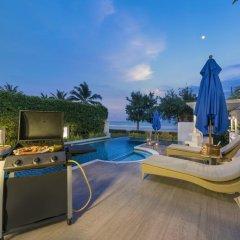 Отель Le Bayburi Pranburi Таиланд, Пак-Нам-Пран - отзывы, цены и фото номеров - забронировать отель Le Bayburi Pranburi онлайн бассейн фото 2