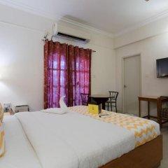 Отель FabHotel Metro Manor Central Station 3* Номер Делюкс с различными типами кроватей фото 2