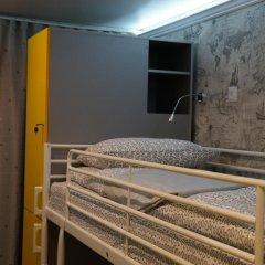 Хостел Обской Кровати в общем номере с двухъярусными кроватями фото 3