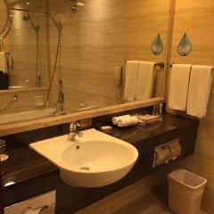 Отель Crowne Plaza Foshan 4* Улучшенный номер с 2 отдельными кроватями фото 4