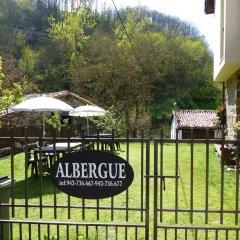 Отель Albergue Turistico Briz балкон