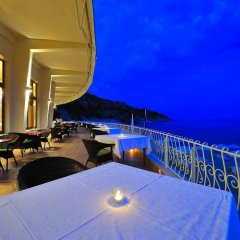 Отель Bomo Tosca Beach питание