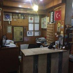 Istanbul Paris Hotel & Hostel интерьер отеля фото 3