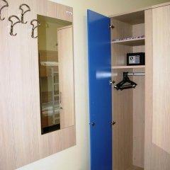 Хостел Останкино Кровать в мужском общем номере с двухъярусными кроватями фото 13