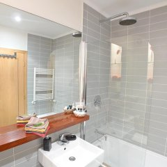 Отель LV Premier Baixa PR Португалия, Лиссабон - отзывы, цены и фото номеров - забронировать отель LV Premier Baixa PR онлайн ванная фото 2