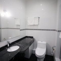Гостиница Гарден ванная