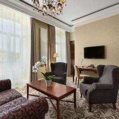 Grand Hotel Kempinski Vilnius 5* Улучшенный номер с 2 отдельными кроватями фото 2