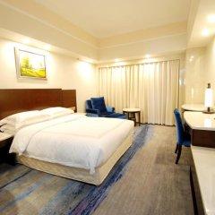 Overseas Chinese Friendship Hotel 3* Стандартный номер с различными типами кроватей фото 9
