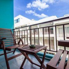 Отель Two Color Patong Номер Делюкс с двуспальной кроватью фото 5