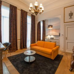 Отель Louise sur Cour 4* Люкс повышенной комфортности с разными типами кроватей фото 4