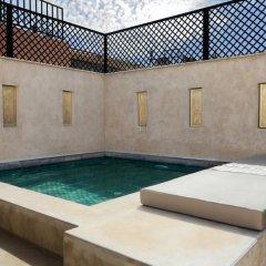 Отель Dar Assiya Марокко, Марракеш - отзывы, цены и фото номеров - забронировать отель Dar Assiya онлайн бассейн фото 3