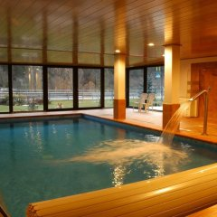 Hotel Pena бассейн фото 2