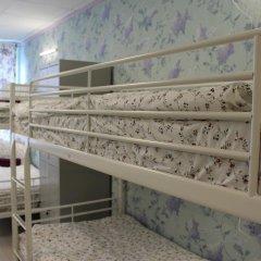 Хостел Ника-Сити Кровать в мужском общем номере с двухъярусными кроватями фото 4