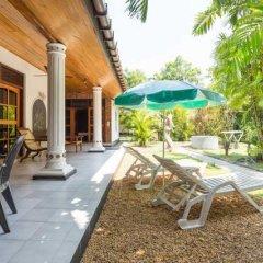 Отель Bliss Villa Шри-Ланка, Берувела - отзывы, цены и фото номеров - забронировать отель Bliss Villa онлайн бассейн фото 3
