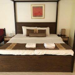 Отель Alegria - The Goan Village 2* Номер Делюкс с различными типами кроватей фото 7