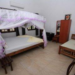 Отель Negombo Village 2* Стандартный номер с различными типами кроватей фото 8