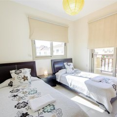 Отель Oceanview Villa 089 Кипр, Протарас - отзывы, цены и фото номеров - забронировать отель Oceanview Villa 089 онлайн комната для гостей фото 4