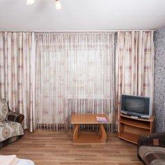 Гостиница Эдем Взлетка Улучшенные апартаменты разные типы кроватей фото 15
