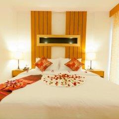 Gu Hotel 3* Стандартный номер двуспальная кровать фото 5