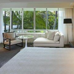 Отель Sheraton Grand Mirage Resort, Gold Coast 5* Стандартный номер с различными типами кроватей фото 2