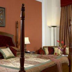 Отель Le Méridien Jaipur Resort & Spa 5* Улучшенный номер с различными типами кроватей фото 3