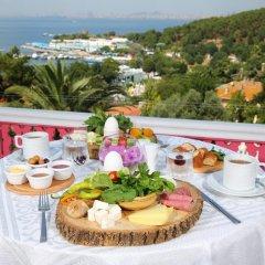 Merit Halki Palace Hotel Хейбелиада питание фото 3