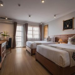Sunny Mountain Hotel 4* Номер Делюкс с различными типами кроватей фото 14