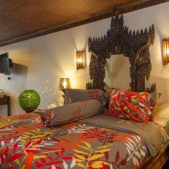 Отель Tropica Bungalow Resort 3* Семейный номер Делюкс с двуспальной кроватью фото 17