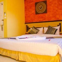 Отель B & L Guesthouse 3* Улучшенный номер с разными типами кроватей фото 27