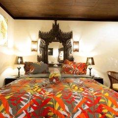 Отель Tropica Bungalow Resort 3* Номер Делюкс с различными типами кроватей фото 5