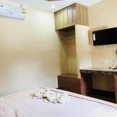 Отель Benwadee Resort 2* Коттедж с различными типами кроватей фото 3