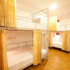 Отель China Town 3* Кровать в общем номере фото 6
