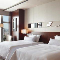 The Westin Pazhou Hotel Номер Делюкс с различными типами кроватей фото 9