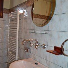 Отель Zlatniyat Telets Guest Rooms 2* Стандартный номер с различными типами кроватей фото 7