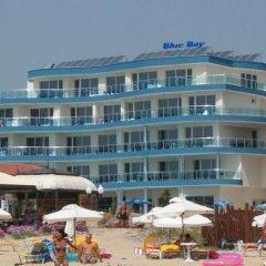 Hotel Blue Bay пляж фото 2