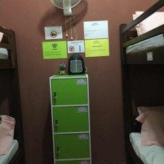 Atine Semporna Backpackers Hostel II Кровать в общем номере с двухъярусными кроватями фото 5