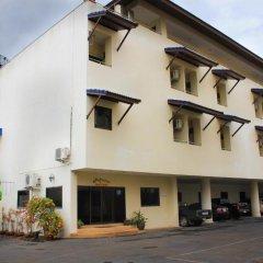 Отель OYO 747 Suwanna Hotel Таиланд, Краби - отзывы, цены и фото номеров - забронировать отель OYO 747 Suwanna Hotel онлайн парковка